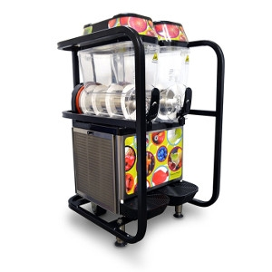 Twin Bowl Slushie Machine Tote