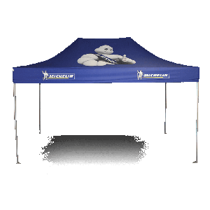 Pop Up Tent, 10x15 Accordion Fold