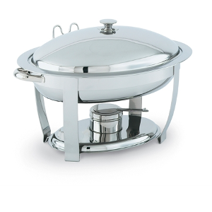 Orion 6 QT. Oval Chafer