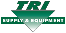 Tri-Supply Equipment- Rental Logo