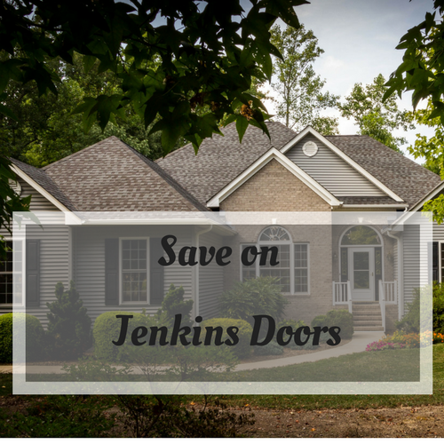 Special on Jenkins Door