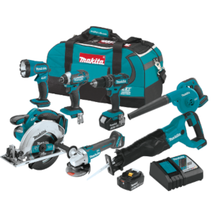 18V LXT® Lithium‑Ion Cordless 7‑Pc. Combo Kit (3.0Ah)