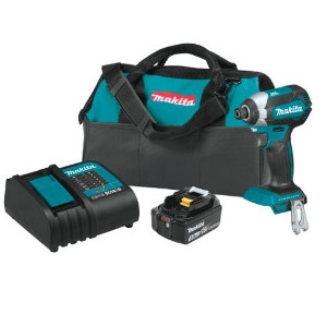 Makita 18 volt Litium-Ion Brushless Cordless Impact Driver Wrench