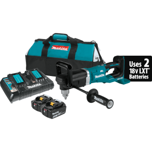18V X2 LXT® Lithium‑Ion (36V) Brushless Cordless 1/2