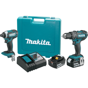 18V LXT® Lithium‑Ion Cordless 2‑Pc. Combo Kit (4.0Ah)