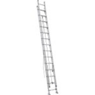 28 ft Type IAA Aluminum D-Rung Extension Ladder