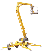 Haulotte 4527A 45' Towable Lift