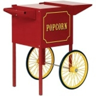 1911 Popcorn Machine w/ Cart