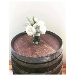 Speciality Wine Barrel Tables