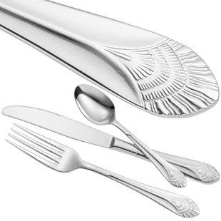 Chalet Silverplate Flatware