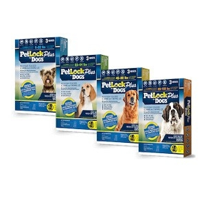 PetLock Plus® for Dogs (3 Doses)
