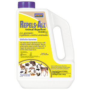 Bonide Repels-All® Animal Repellent Granules 3lb