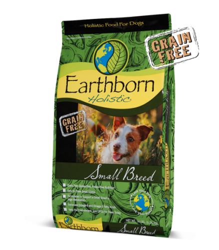 Earthborn Holostic Small Breed 14#