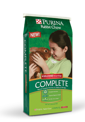 Purina Rabbit Chow: Complete Wholesome AdvatEdge