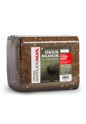 Purina AntlerMax Block with Climate Guard
