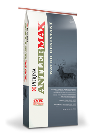 Purina AntlerMax Watershield (pellet)