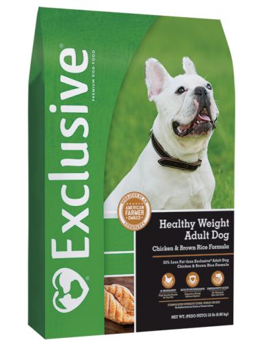 Exclusive Adult Dog Healthy Weight
