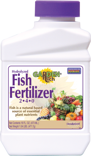 Hydrolyzed Fish Fertilizer (2-4-0)