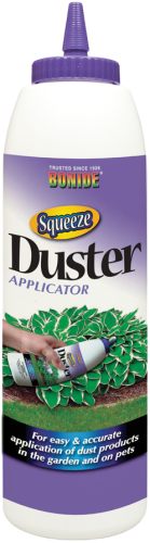 Squeeze Duster Applicator