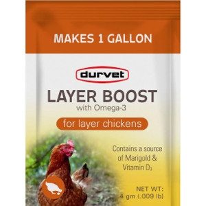 Durvet Layer Boost with Omega-3 4gm