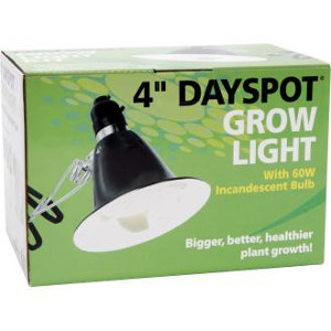 Hydrofarm Agrosun Dayspot Grow Light Kit 60W