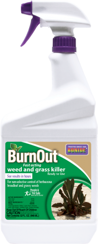 Burnout Weed Killer (32 Oz.)