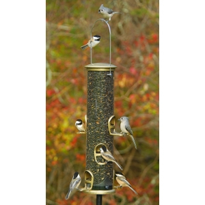Quick-Clean Big Tube Bird Feeder