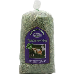 Sweet Meadow Organically Grown Timothy Hay