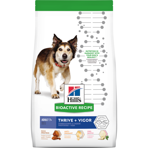 Hill's® Bioactive Recipe Adult 7+ Thrive and Vigor Dog Food