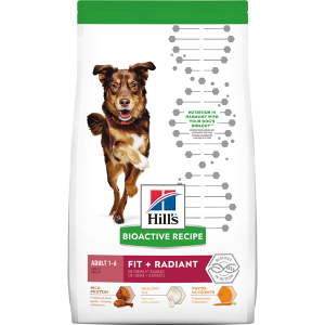 Hill's® Bioactive Recipe Adult Fit and Radiant Dog Food Share