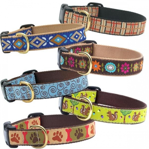 UpCountry Dog Collars- Assorted Patterns