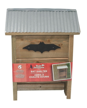 Rustic Farmhouse Bat Shelter