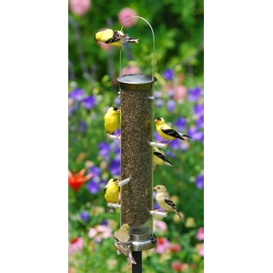 Quick-Clean Nyjer Bird Feeders