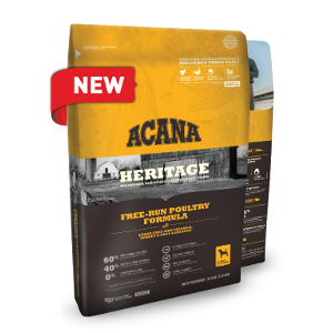 Acana Heritage Free Run Poultry