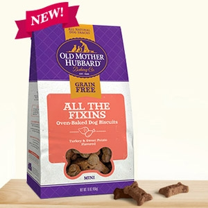 Old Mother Hubbard® All The Fixins Dog Treats