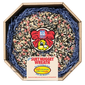 Suet Nugget™ Wreath