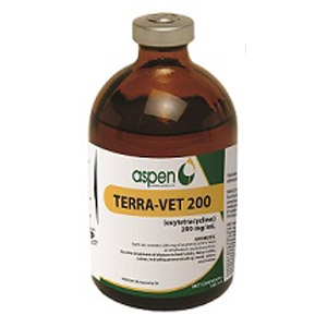 Terra-Vet® 200 Injectable Antibiotic