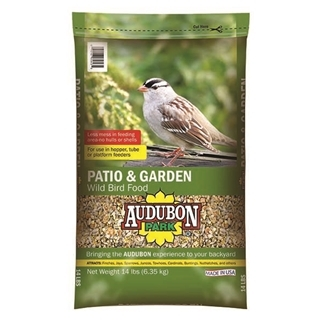 Audubon Park Patio & Garden Wild Bird Food 5 lb