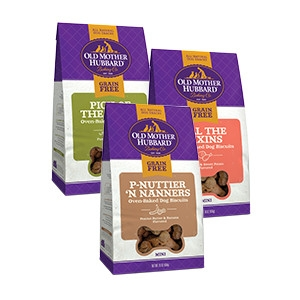 $3 Off Old Mother Hubbard Mini Grain Free Biscuits