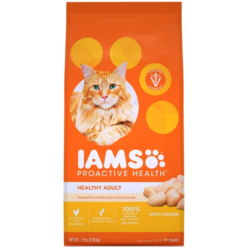 Iams cat food Chicken Adult 16#