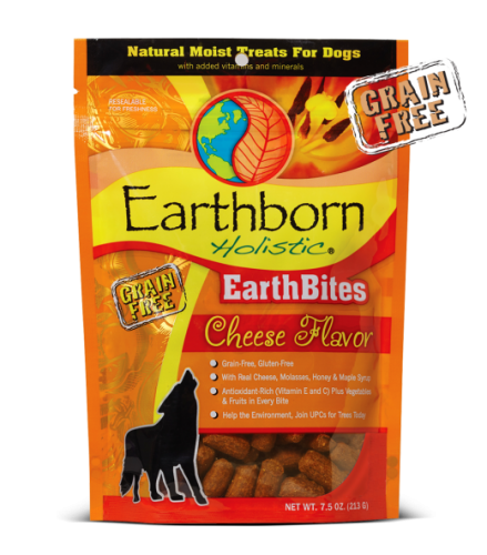 Earthborn Grain Free Dog Cheese Treats
