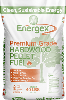 Wood Pellet Heating Fuel, Energex