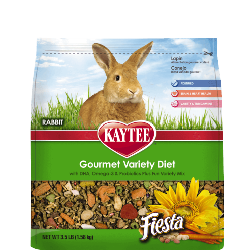 Kaytee Fiesta Max Rabbit Food