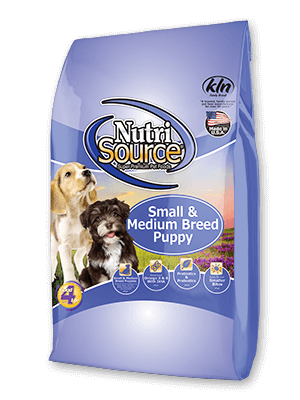 Nutrisource Small/Medium Breed Puppy Chicken & Brown Rice