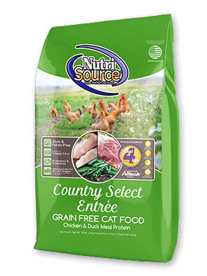 Nutrisource Country Select Grain Free Cat Food