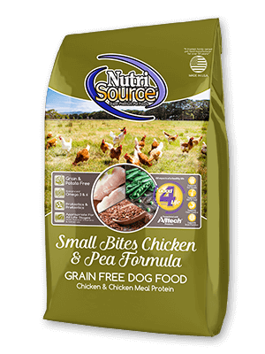Nutrisource Small Breed Chicken & Pea Dog Food