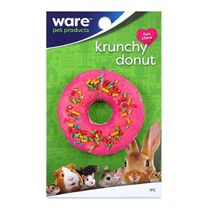 Ware Pet Products Krunchy Donut