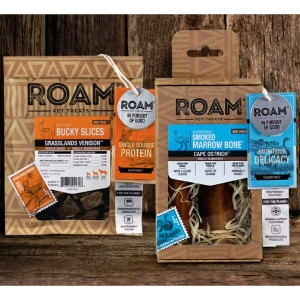25% Off Roam Pet Treats