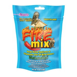Brown's Fire Mix 4oz