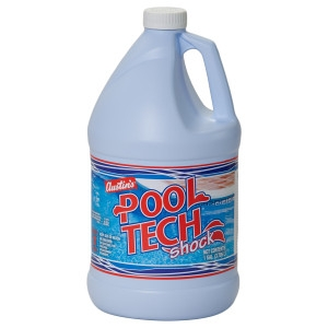 AUSTIN'S POOL TECH SHOCK 1 GALLON